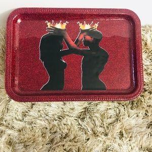 Other - Handmade jewelry tray